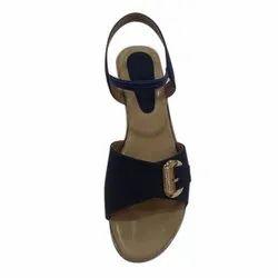 NOGE Casual Wear Ladies Leather Sandal