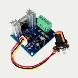 PWM DC Motor Controller Module