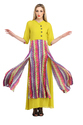 Women's Layered Long Dress