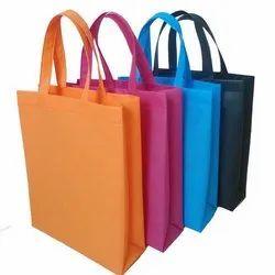 Plain Loop Handle Carry Bag