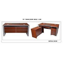 pine crest admire office table 4. Rectangular Designer Office Table Pine Crest Admire 4