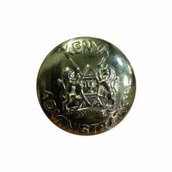 Fancy Brass Buttons