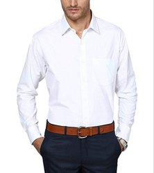 4S style Corporate White Shirt