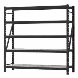 Slotted Angle Steel Rack