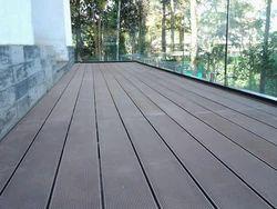 Wooden Plastic Composite Flooring
