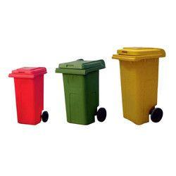 Aristo Dustbin Plastic Garbage Bin, Size: 120 Ltr
