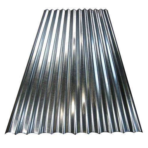 Galvanized Iron Sheet Thickness 0 50 To 1 2 Mm Rs 48000
