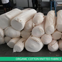 Knitted Organic Fabric