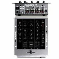 Numark M4 Mixer 3-Channel DJ Mixer