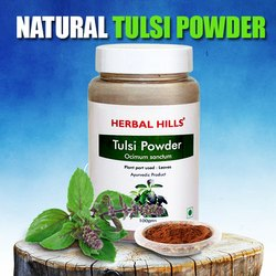 Ayurvedic Tulsi Powder 100gm for Immunity Booster