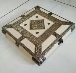 Handmade Dry Fruit Box For Festivals