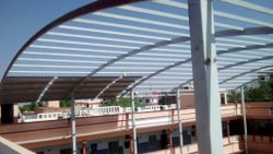 Fabricated Roof