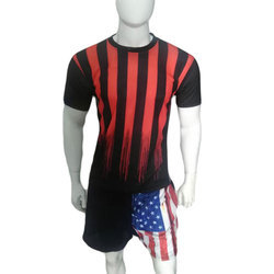Mens Striped Jersey