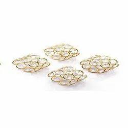 Beaded Designer Napkin Rings