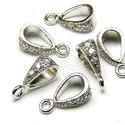 Brass Jewelry With Silver Plating