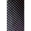 Polka Dotted Cotton Fabric