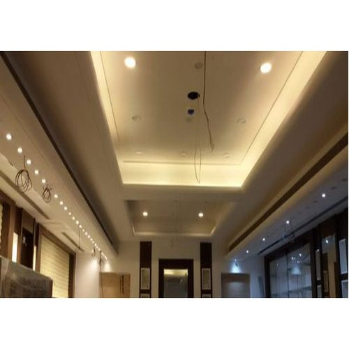 Designer False Ceiling Pop Design पीओपी फॉल्स सीलिंग In