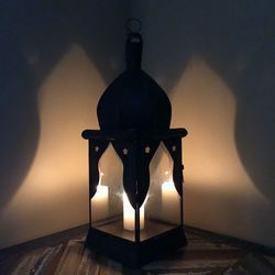 Arabian Candle Lamp
