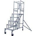 Aluminium Movable Ladder
