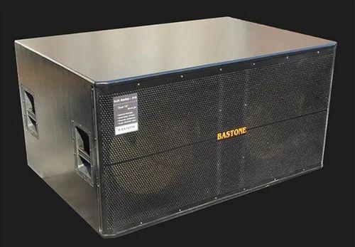 DJX Series 18 Inch Speaker Box - DJX 218 Dual 18 Inch