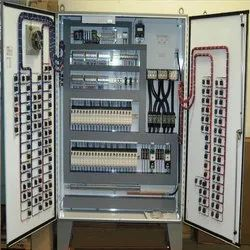 PLC Electrical Control Panel