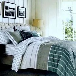 Lining Double Bed Sheet