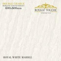 Royal White Marble Tile Unique Designer Tiles Elegant Shades