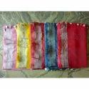 Self Design Cotton Silk Temole, With Blouse Piece, 6.40 Meter