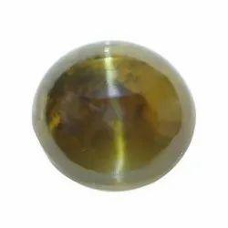 Chrysoberyl Cats Eye Stone