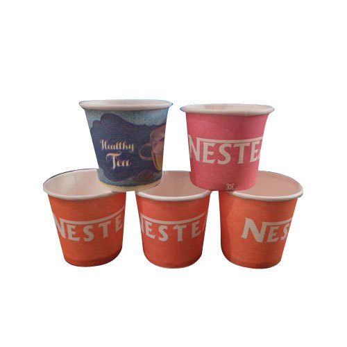 Optional 55ml Printed Paper Cup, Use: Hot Beverages