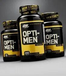 Optimum Nutrition Opti-Men Multivitamin,  Packaging Size: 150 Tabs