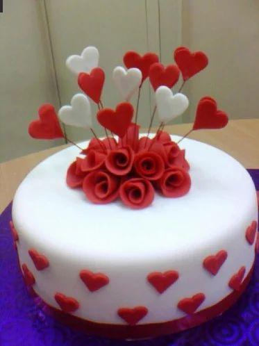 32 gift heart cake regular cakes 24 pie mumbai id 16281202397 32 gift heart cake negle Images