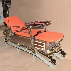 Hospital Stretcher Cum Trolley