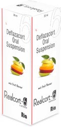 Realcort-6 Deflazacrot Suspension