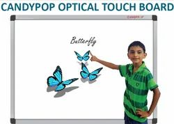 Optical Touch Interactive Whiteboard