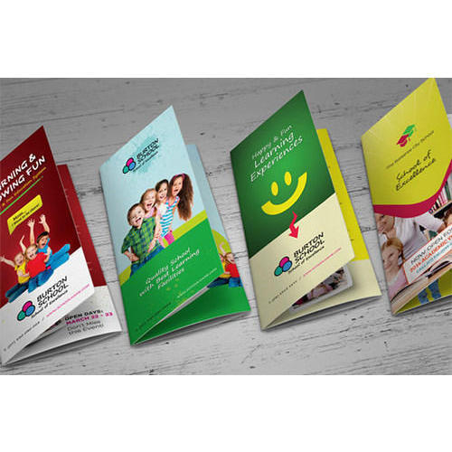 Brochures & Pamphlets Printing Services