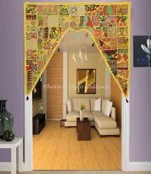 Indian Toran Door Hangings & Window Valances