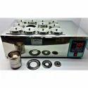 B-tex Open Bath Beaker Dyeing Machine, Capacity: 12 Beakers X 350 Ml, 220 Valt Ac, 1 Kva Heater