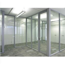 Office Partitions ( UPVC )