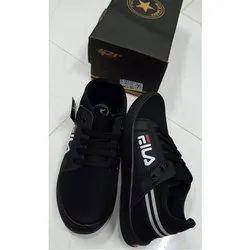 Sneakers Eila Mens Black Sneaker Shoes