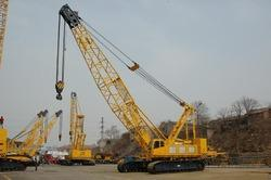 Mechanical Crane Rental Services