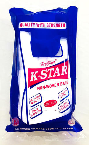White K-STAR 9-12, Bag Size: 9 X 12 Inches