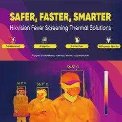 Hikvision Temperature Screening On Patrol