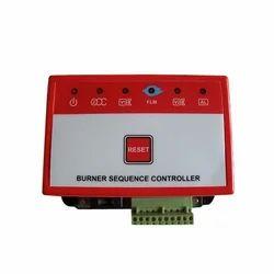 107 N Burner Sequence Controller
