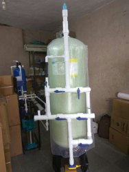FRP Water Softener Tank