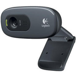 Logitech Aadhar Webcam- c270