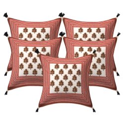 Designer Printed Cushion Cover Set