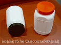 500-700 Grams HDPE Container