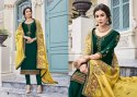 Grace -Prm Trendz Satin Georgette with Heavy Designer Work Salwar Suits