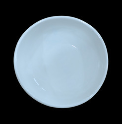 White Ceramic Crockery